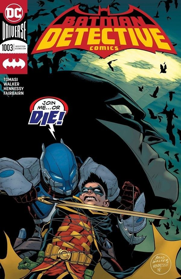 Comic Book Preview – Detective Comics #1003