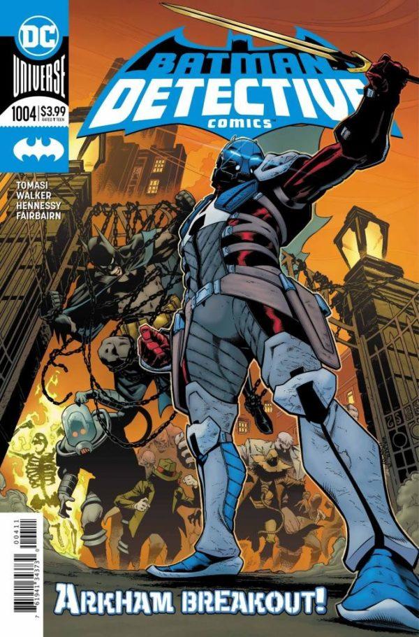 Comic Book Preview – Detective Comics #1004