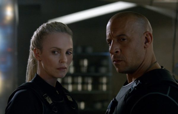 Universal considering Fast & Furious spinoff for Charlize Theron's Cipher