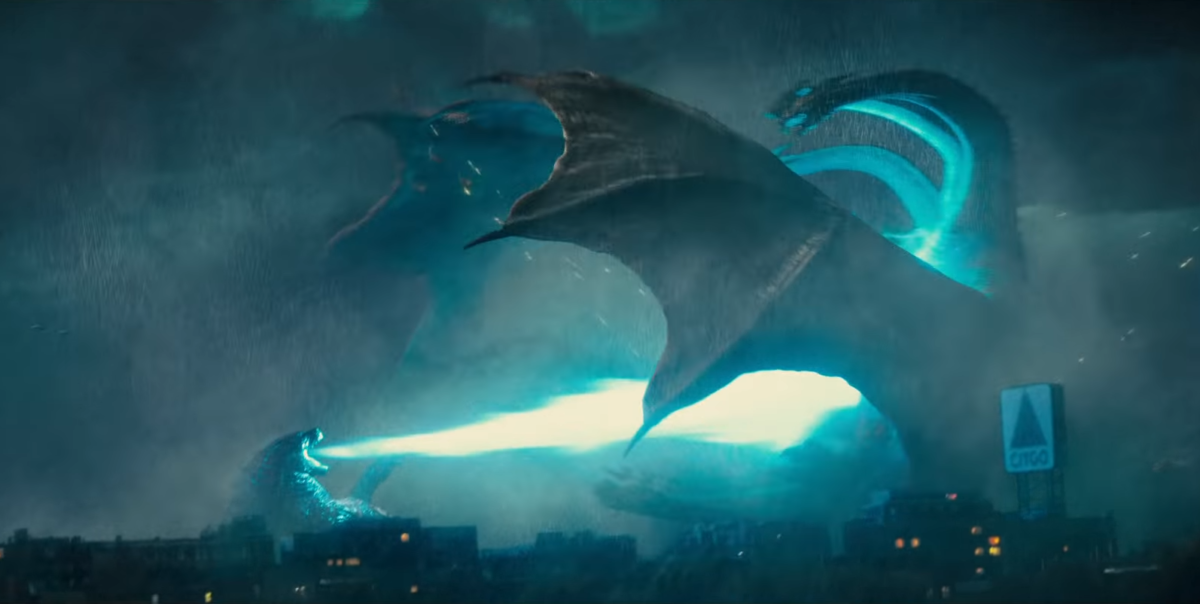 Godzilla: King of the Monsters opens to $179 million worldwide