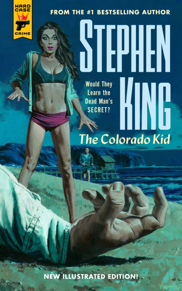 Book Review – The Colorado Kid by Stephen King