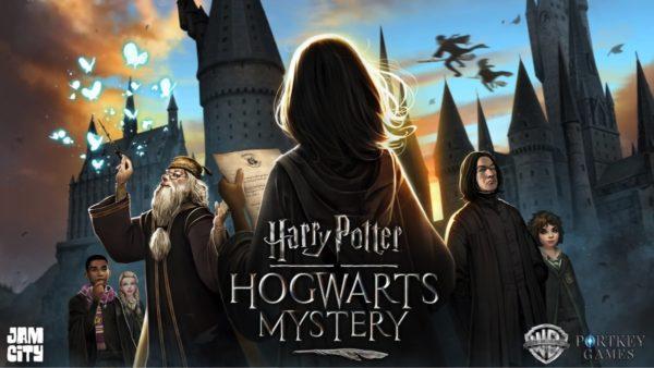 The Patronus arrives for Harry Potter: Hogwarts Mystery | Flickering