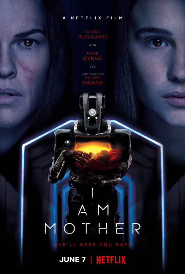 Movie Review – I Am Mother (2019)
