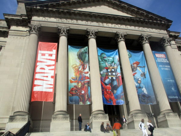 Simply Marvelous: A Sampling of Marvel: Universe of Superheroes – Part One