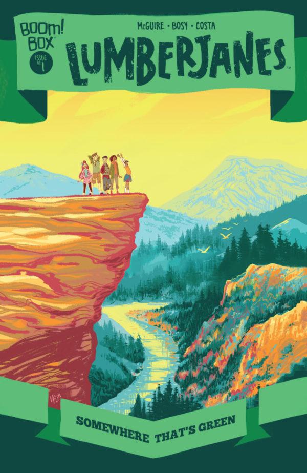 Lumberjanes-Somewhere-thats-Green-1-2-600x923