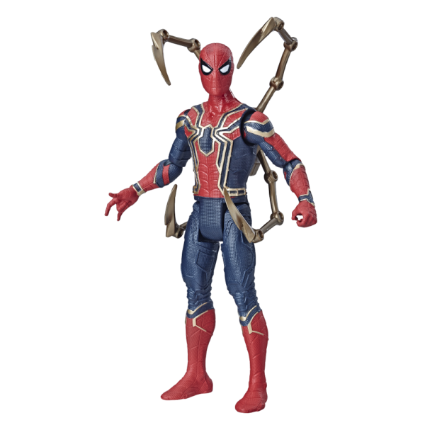 MARVEL-AVENGERS-ENDGAME-6-INCH-Figure-Assortment-Iron-Spider-oop-600x600