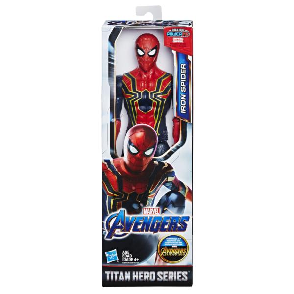 MARVEL-AVENGERS-ENDGAME-TITAN-HERO-SERIES-12-INCH-Figure-Assortment-Iron-Spider-in-pck-600x600