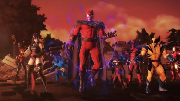 Marvel Ultimate Alliance 3: The Black Order trailer showcases the X-Men