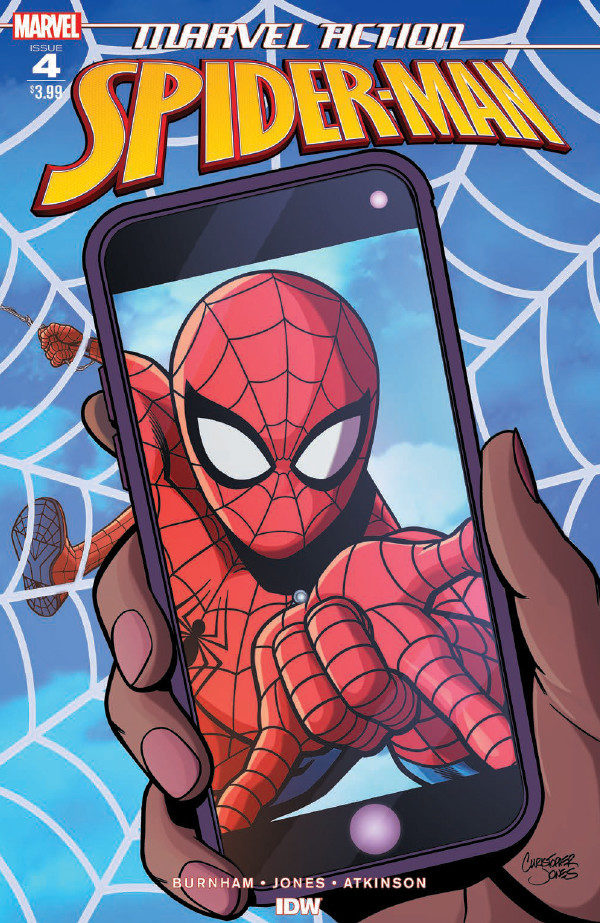 Comic Book Preview – Marvel Action: Spider-Man #4