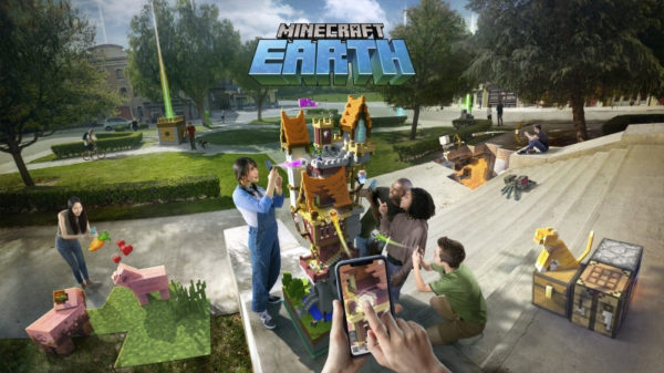 New augmented reality game Minecraft Earth to let players build in the real world