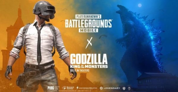 Godzilla: King of the Monsters comes to PlayerUnknown's Battlegrounds Mobile