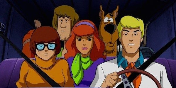 Mark Wahlberg and Jason Isaacs join the new Scooby-Doo animated film