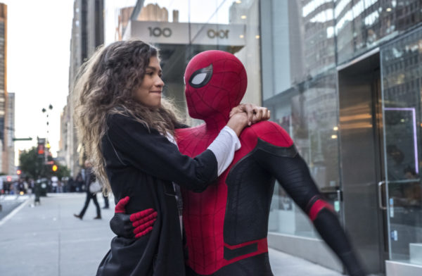 Zendaya reveals how Thanos' snap impacted MJ and her friends in Spider-Man: Far From Home