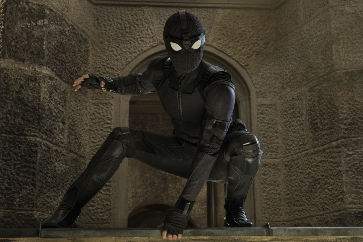The Night Monkey gets a Spider-Man: Far From Home trailer
