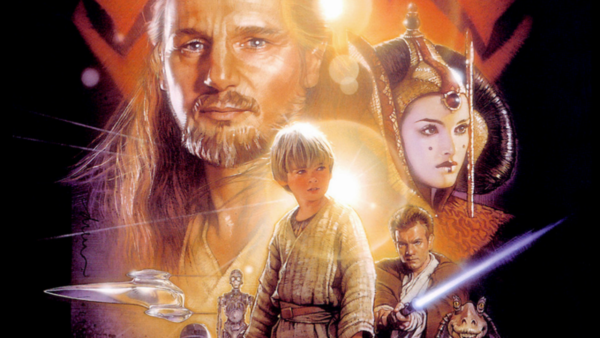 Celebrating the 20th anniversary of Star Wars: Episode I – The Phantom Menace
