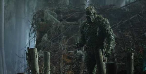 DC Universe's Swamp Thing series gets a new trailer