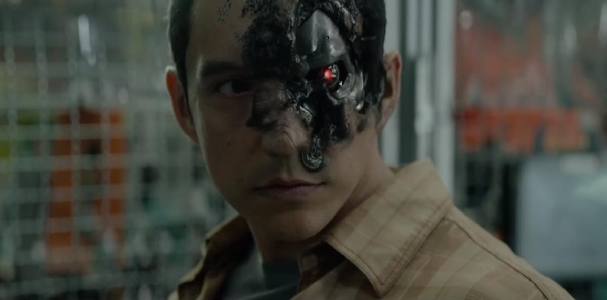 Terminator 2021 Trailer