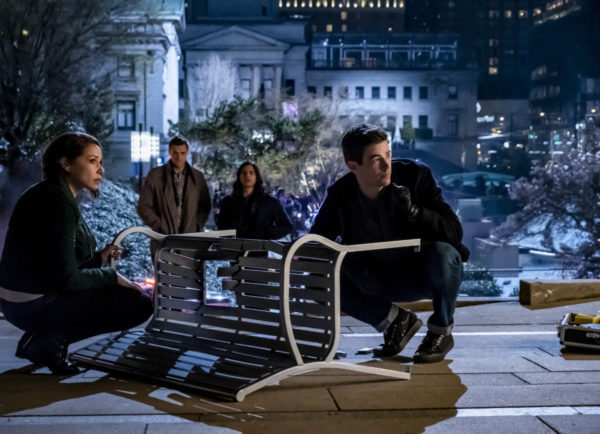 Promo images for The Flash Season 5 Episode 21 – 'The Girl