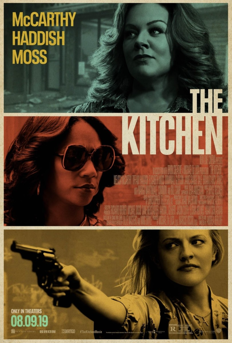 Movie Review - The Kitchen (2019)