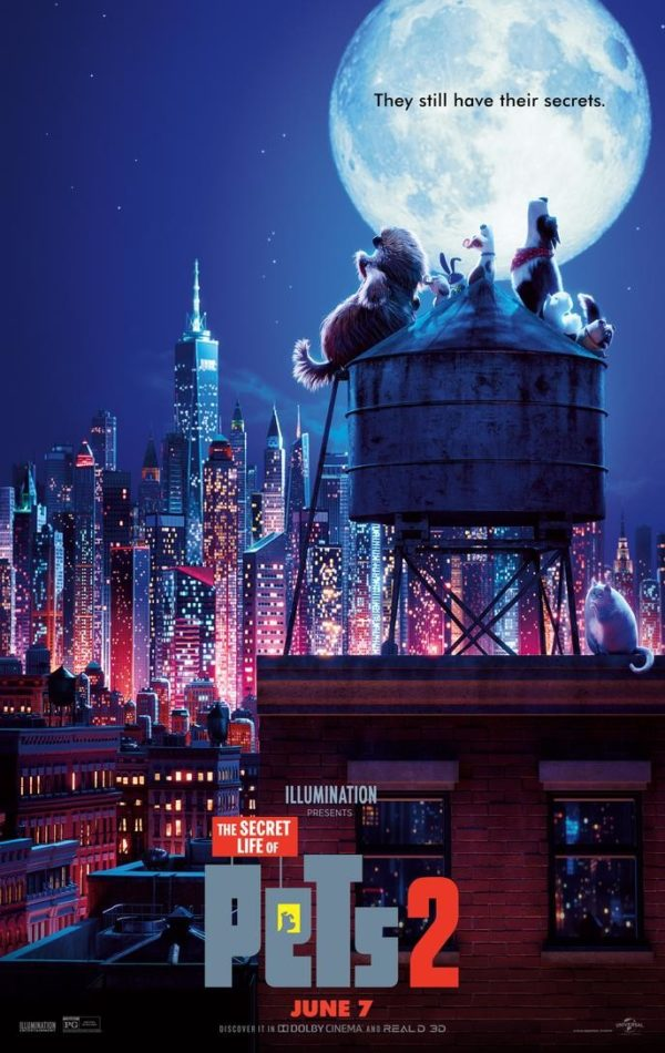 The Secret Life Of Pets 2 Gets A New Poster And Final