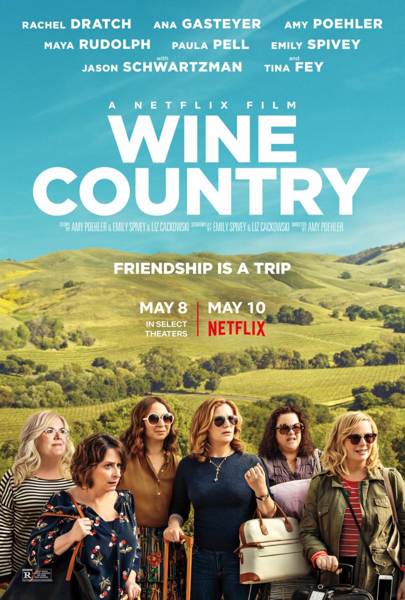 Movie Review  U2013 Wine Country  2019