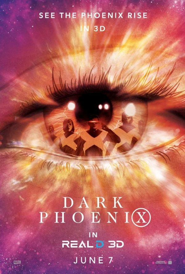 X-Men: Dark Phoenix ge...