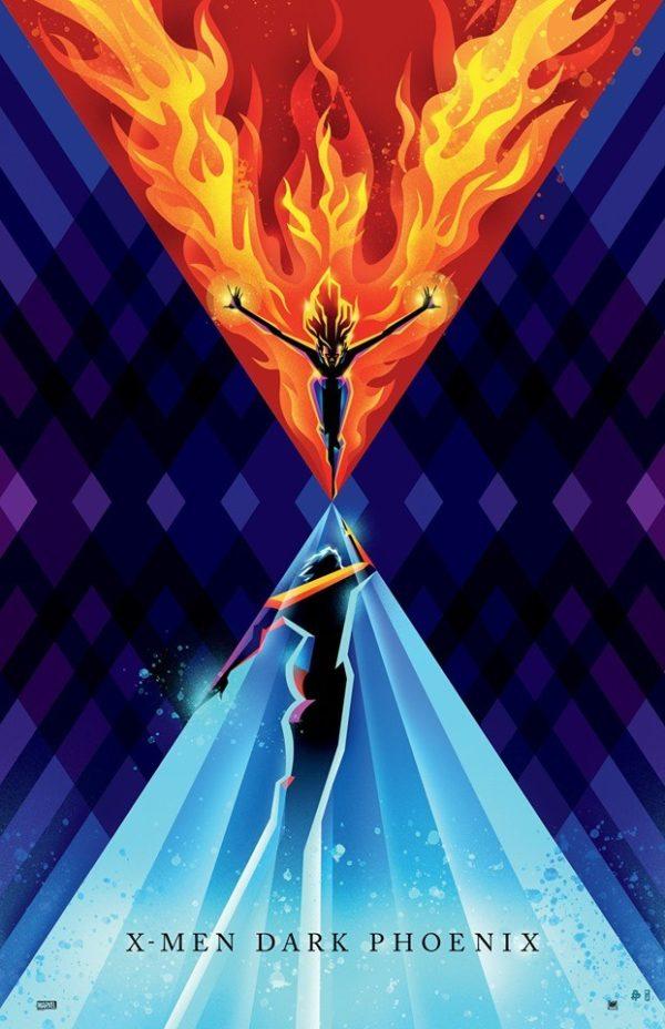 X-Men-Dark-Phoenix-posters-5-600x928