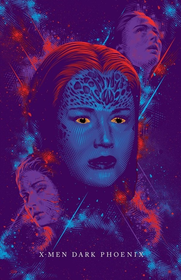xmen dark phoenix gets a new trailer posters and