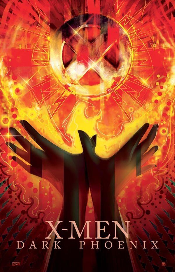 X-Men-Dark-Phoenix-posters-9-600x928