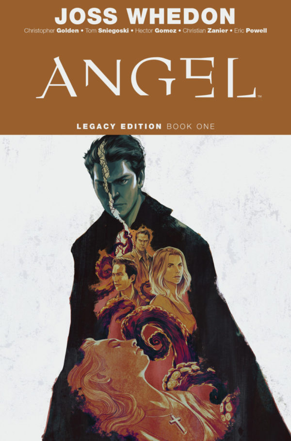 Boom! Studios announces Joss Whedon's Angel: Legacy Edition