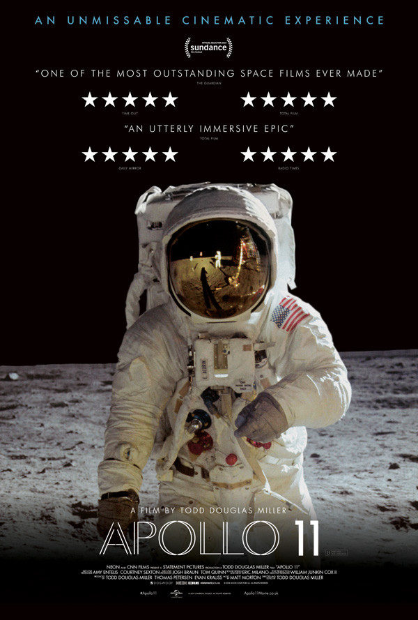 Sundance London 2019 Review - Apollo 11 | Flickering Myth