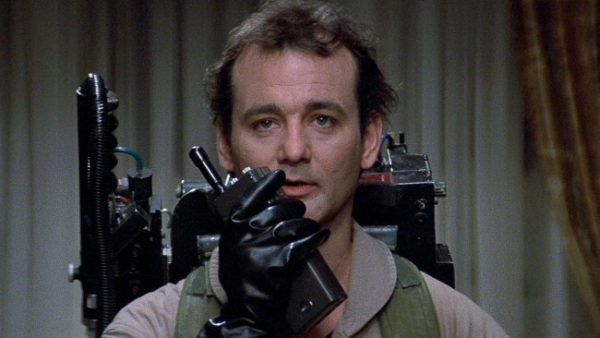 Bill Murray is open to a cameo in the new Ghostbusters