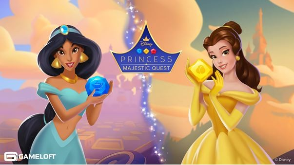 Gameloft announces Disney Princess Majestic Quest and ...