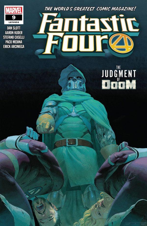 Comic Book Review – Fantastic Four #9