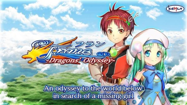 Frane: Dragons' Odyssey arrives on Google Play and the App Store