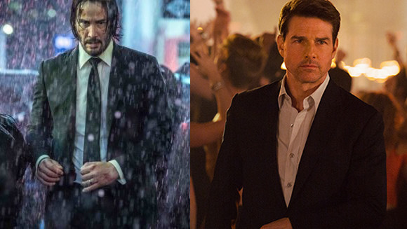 Why John Wick and Ethan Hunt rule the action genre