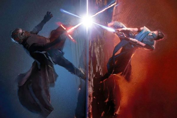 Daisy Ridley Teases Epic Lightsaber Duel Between Rey And Kylo Ren In Star Wars The Rise Of Skywalker