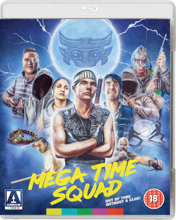 Giveaway - Win Mega Time Squad on Blu-ray - NOW CLOSED | Flickering Myth