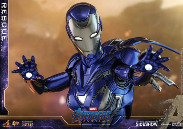 Rescue joins Sideshow's Avengers: Endgame Movie Masterpiece series