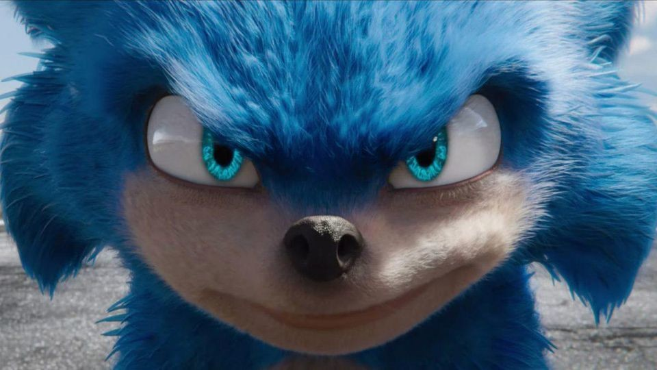 Sonic the Hedgehog movie redesign leaks online