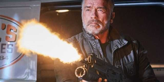 Arnold Schwarzenegger confirms that he's playing a Terminator in Dark Fate