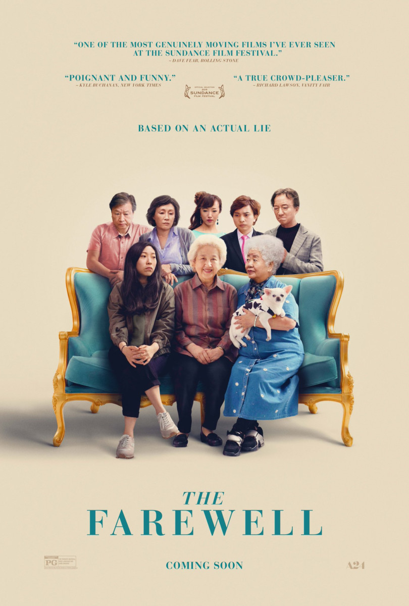 Movie Review - The Farewell (2019)