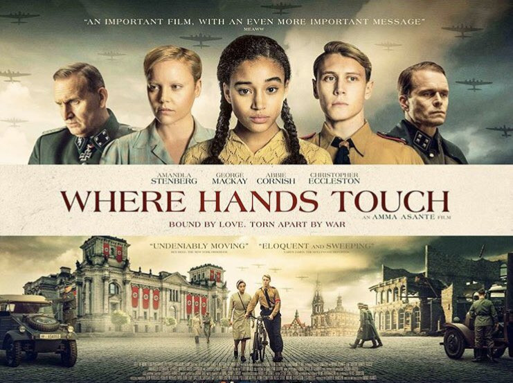 Movie Review Where Hands Touch 2018