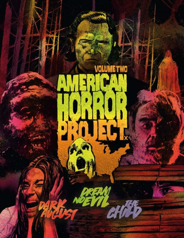 Blu-ray Review – American Horror Project Vol. 2