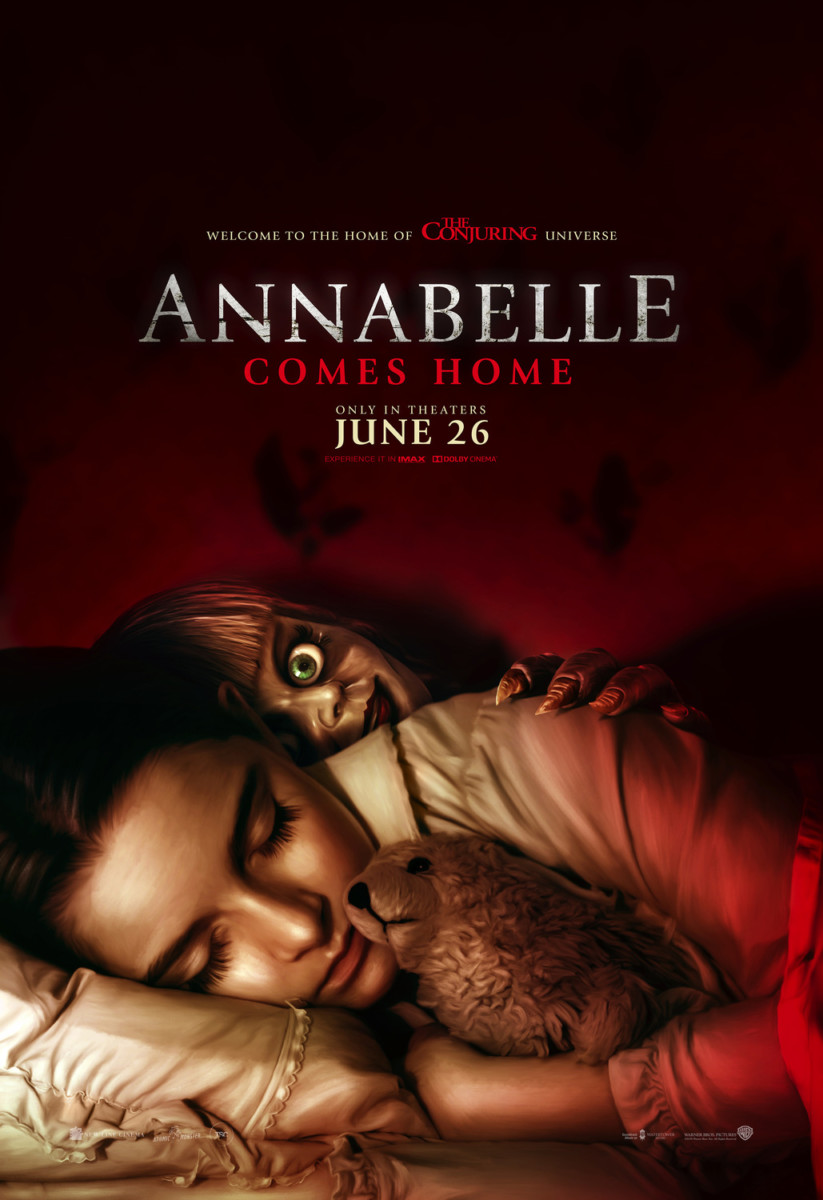 annabelle comes home - photo #1