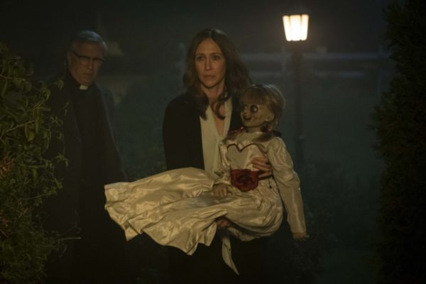 Movie Review Annabelle Comes Home 2019