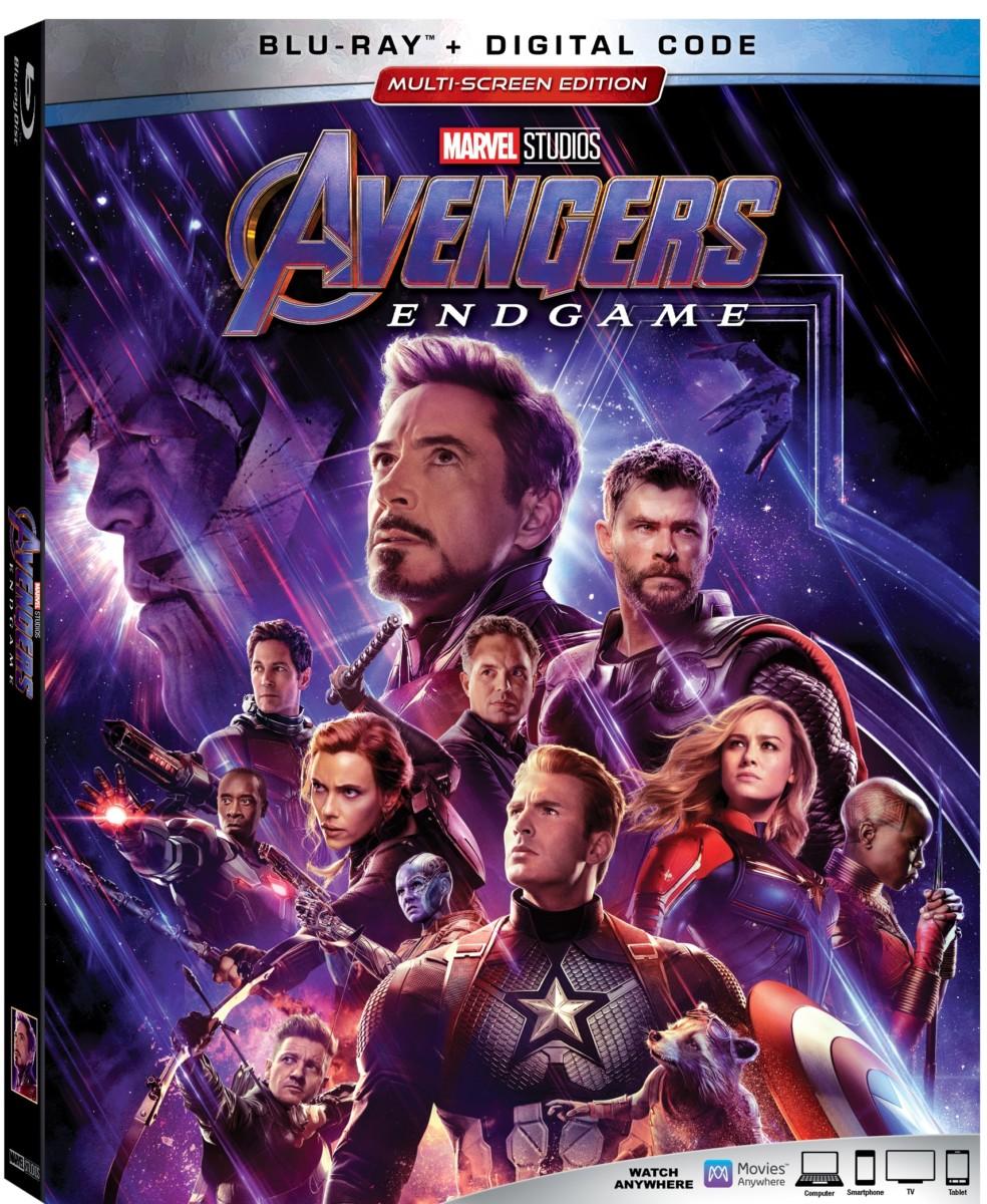 Blu-ray Review – Avengers: Endgame (2019)