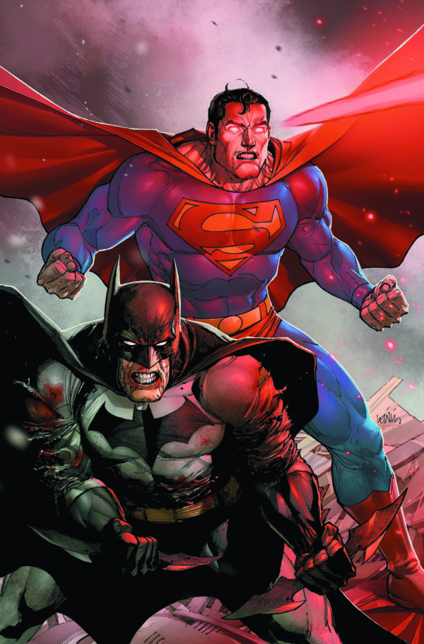 Comic Book Preview – Batman/Superman #1