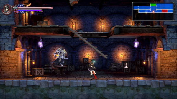 Video Game Review - Bloodstained: Ritual of the Night | Flickering Myth