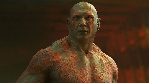 James Gunn had to fight to cast Dave Bautista as Drax in Guardians ...